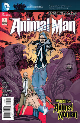 Animal Man Vol 2-7 Cover-1