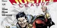 Justice League (Volume 2)/Gallery