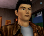 Ryo in his room at the come over guest house