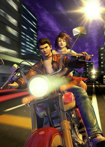 File:Ryo and Nozomi Bike.jpg