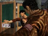 Shen Jimmy pushes Ryo