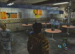 Dou Jiang Diner Inside