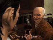 Shen Oishi You're Hazuki Senseis