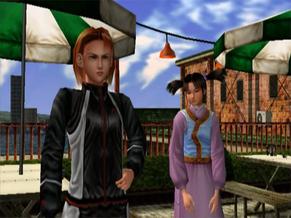 Eileen and Fangmei