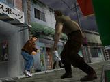 Shen Ryo runs past Tony