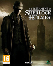 250px-The Testament of Sherlock Holmes cover