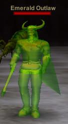Emerald Outlaw
