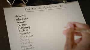 Nipsey Hussle apology list
