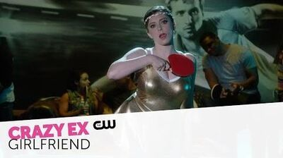 Crazy Ex-Girlfriend Ping Pong Girl The CW