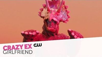 Crazy Ex-Girlfriend Triceratops Ballet The CW