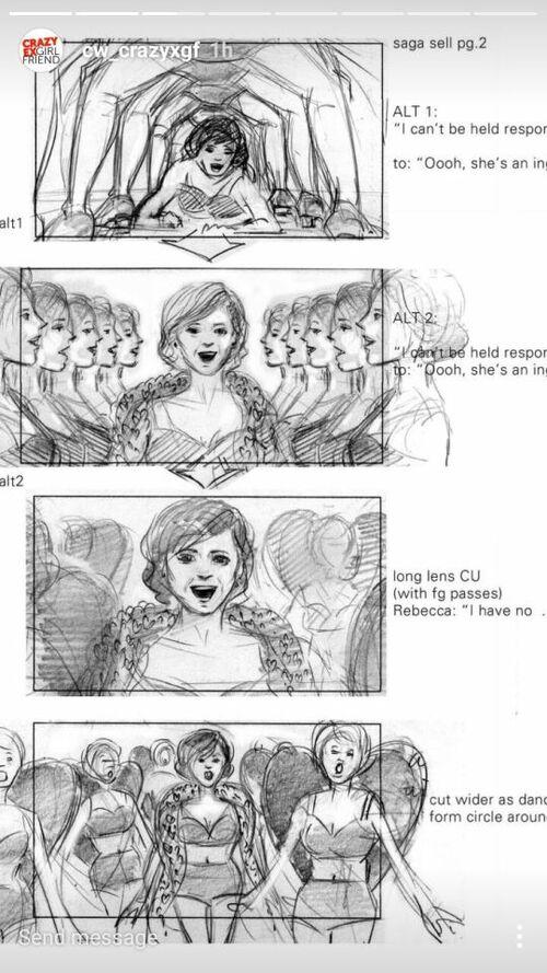 Love Kernels story board 2