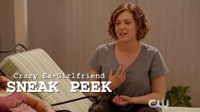 "Crazy Ex-Girlfriend 1x18 Sneak Peek ""Paula Needs to Get over Josh!"" (Season Finale)"