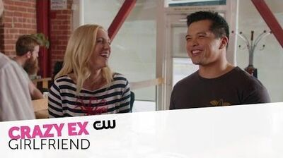 Crazy Ex-Girlfriend Inside Who's the Cool Girl Josh Is Dating? The CW