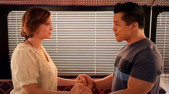 Josh and Rebecca West Covina reprise