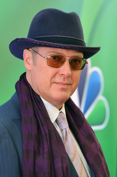 James Spader Red Carpet NBC Upfront Event mJfp94b9bRZl