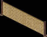 Bamboo Fence 1