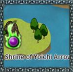 Shrine of Yoichi Arrow