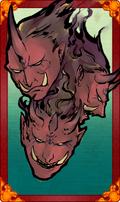 DemonHeadCard