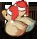 Christmas Bird (left rear)