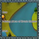 Training Place of Brush Masters