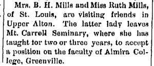 Alton Telegraph.1881-06-30.Upper Alton