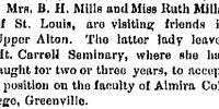 Alton Telegraph/1881-06-30/Upper Alton