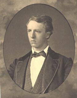 Henry haldeman c 1875