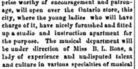Grand Forks Herald/1885-07-18/Conservatory of Music and Art