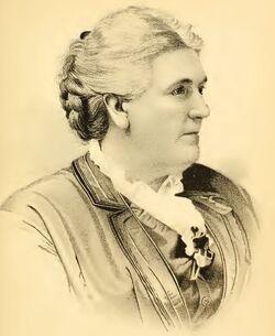 Frances Shimer portrait cropped