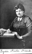 Lydia Fossler Frank 1920