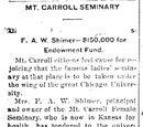 Sterling Evening Gazette/1895-12-19/Mt Carroll Seminary