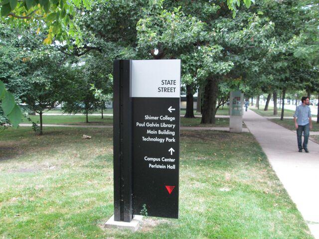 File:Shimer College navigation sign.jpg
