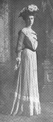 Marion hallett 1903