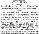 Register-Gazette/1898-01-12/Mt. Carroll