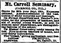 Alton Telegraph.1878-10-03.Mt Carroll Seminary.jpg
