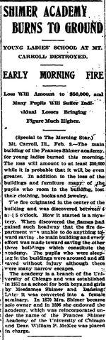 File:Morning Star.1906-02-10.Shimer Academy Burns to Ground.jpg