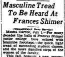 Morning Star/1932-07-02/Masculine Tread To Be Heard At Frances Shimer