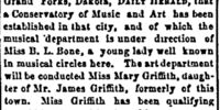 Grand Forks Herald/1885-08-03/Personal