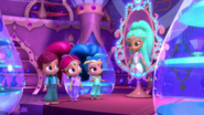 Princess Samira Shimmer and Shine Tree-Mendous Rescue 4