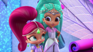 Princess Samira Shimmer and Shine Staffinated 3