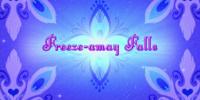 Freeze-amay Falls