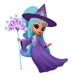 File:Princess Samira Witch Sprite from Shimmer and Shine Halloween Game.png