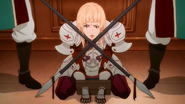 Jeanne hold as traitor