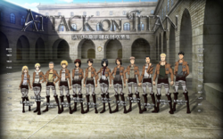 Some trainees arranged by height.png