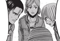 Gustav and Anka listen to Armin's plan