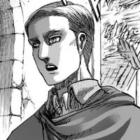 Erwin Smith manga updated