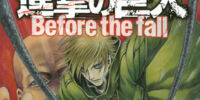 Attack on Titan: Before the Fall (Novel)