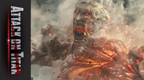 Attack on Titan, The Movies Part 1 & 2 - Official U.S