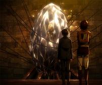 Annie encased in a crystal.png