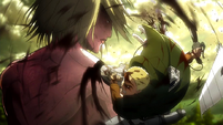 Reiner escapes from the Female Titan.png